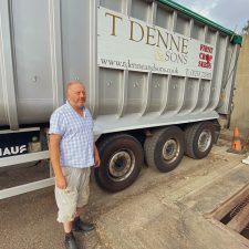 T Denne and Sons - First Crop Seeds - Andrew Bourne